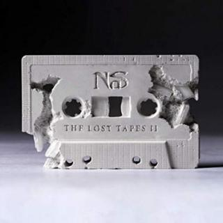 THE LOST TAPES 2 - NAS [CD album]